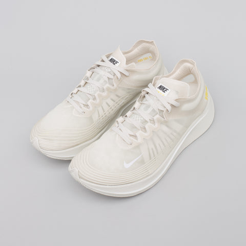 Nike Zoom Fly SP in Light Bone - Notre
