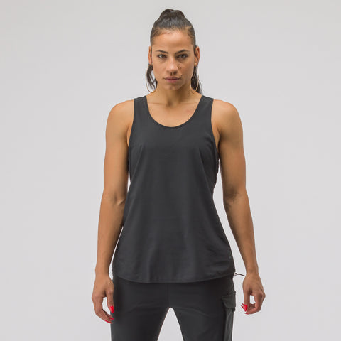 NikeLab Women's XX Project Training Tank in Black - Notre