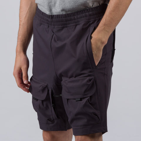 Nike Nikelab AAE 1.0 Cargo Short in Oil Grey/Black - Notre