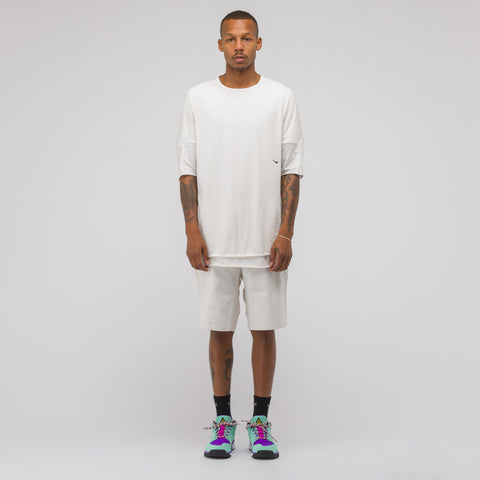 NikeLab AAE 2.0 Short Sleeve Top in Phantom - Notre