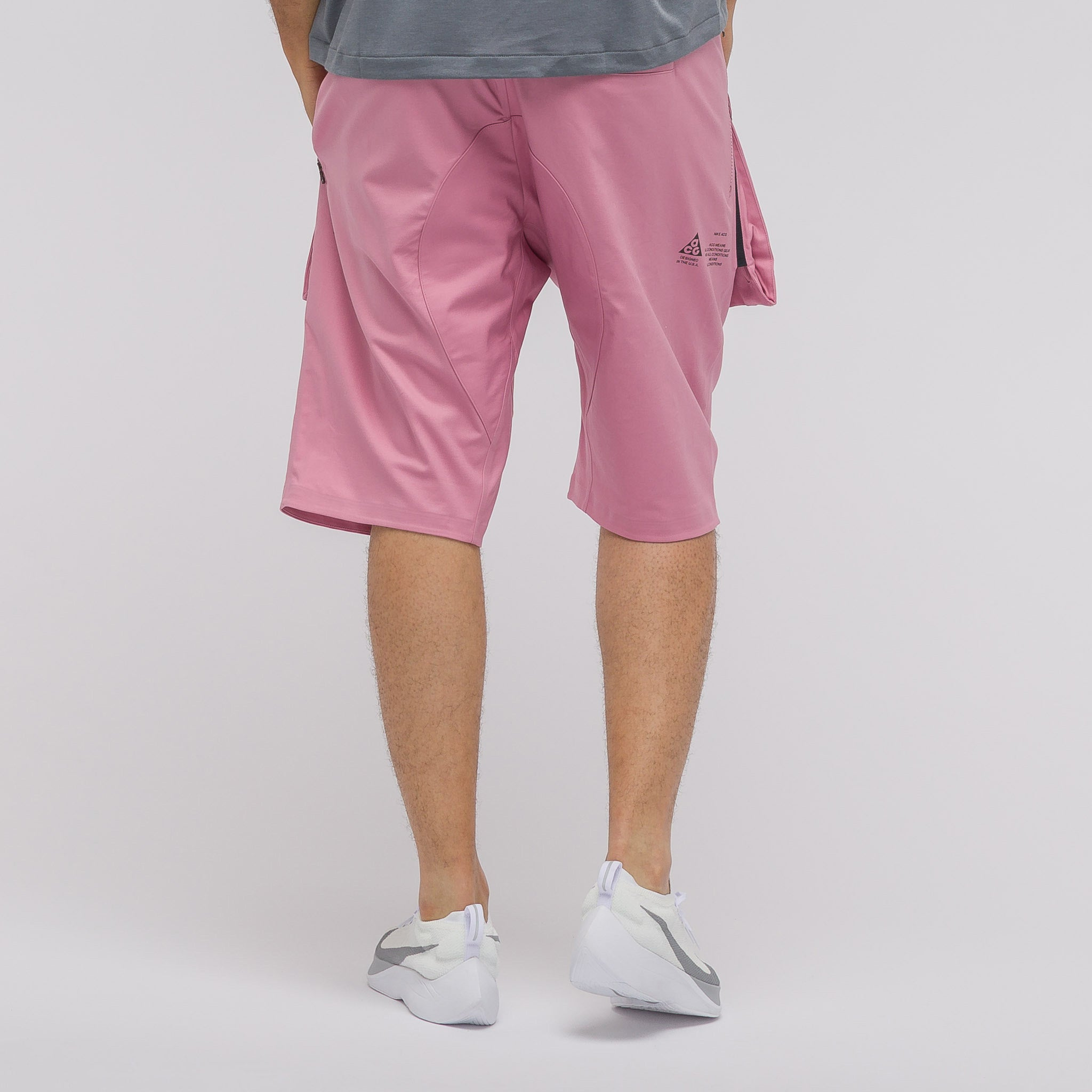 ACG Deploy Cargo Shorts in Elemental Pink