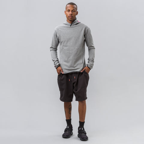 Nike NikeLab ACG Fleece Short in Black - Notre