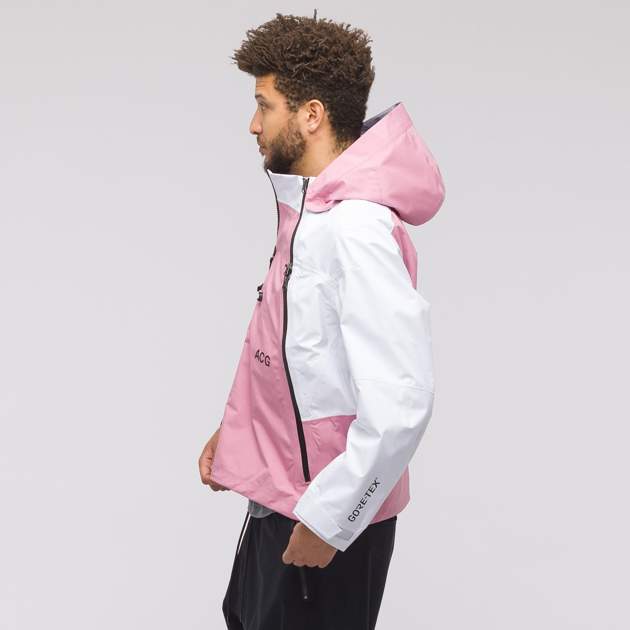 ACG 3 Layer Gore-Tex Jacket in Elemental Pink