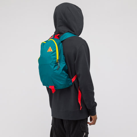 NikeLab ACG Packable Backpack in Geode Teal - Notre