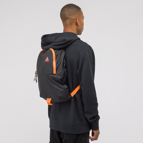 NikeLab ACG Packable Backpack in Night Purple - Notre