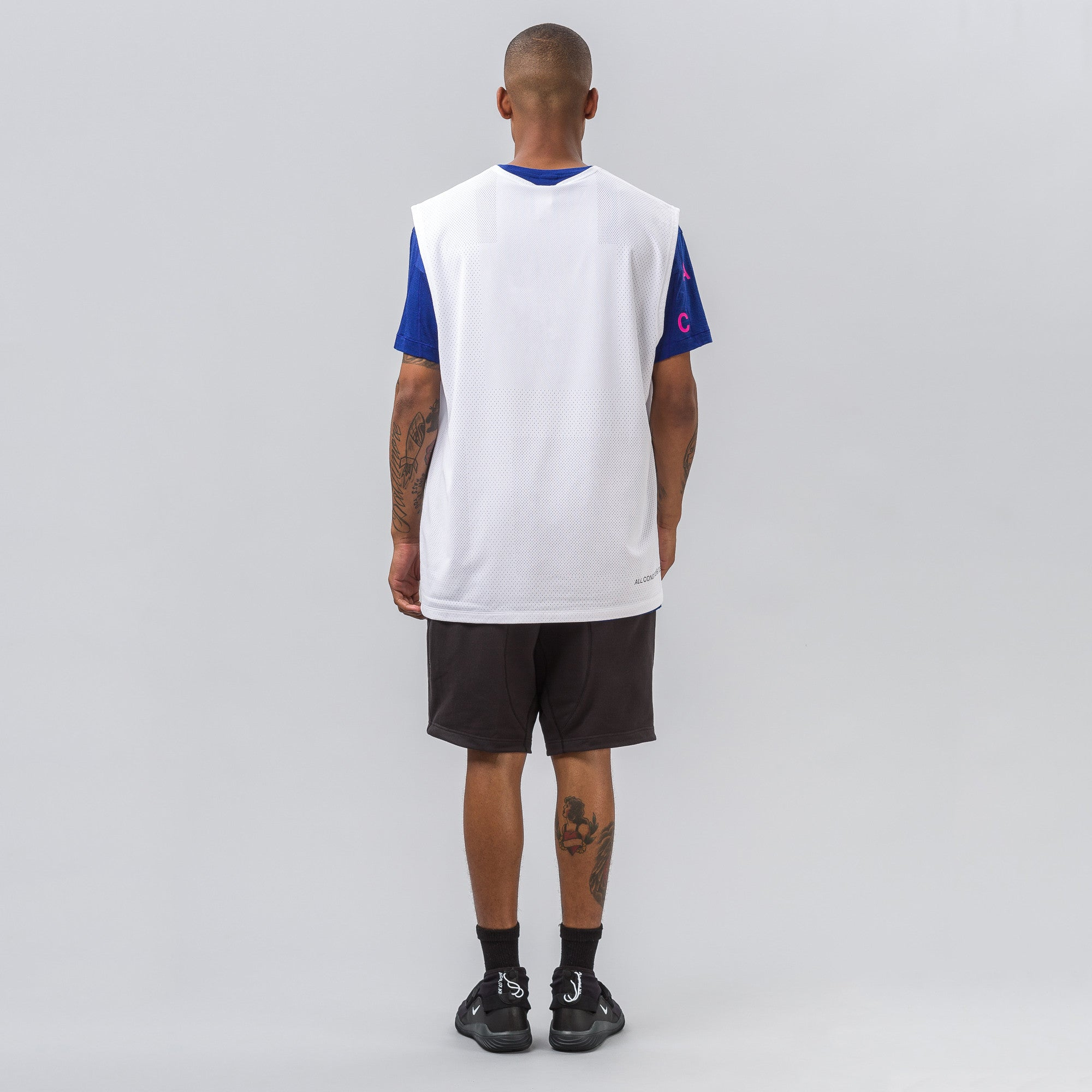 NikeLab ACG Tank in White