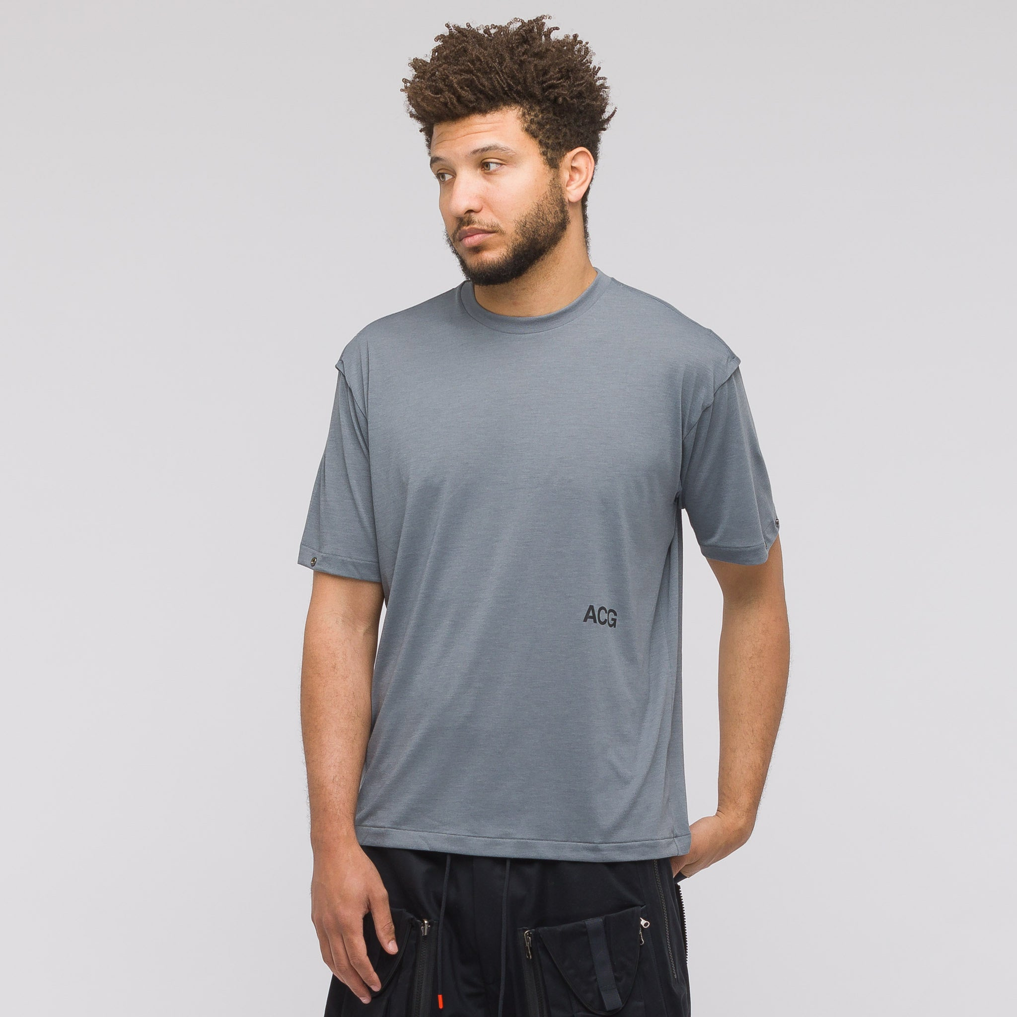 ACG Variable T-Shirt in Cool Grey