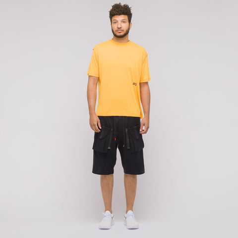 NikeLab Variable T-Shirt in Laser Orange - Notre