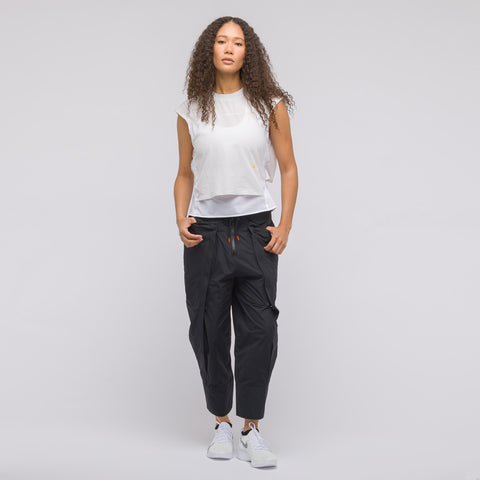 NikeLab Women's ACG Top in Vast Grey - Notre