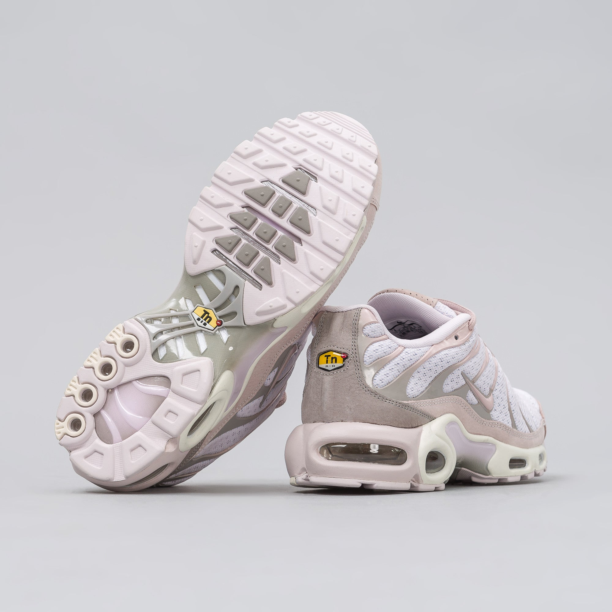 NikeLab Air Max Plus in Pearl Pink