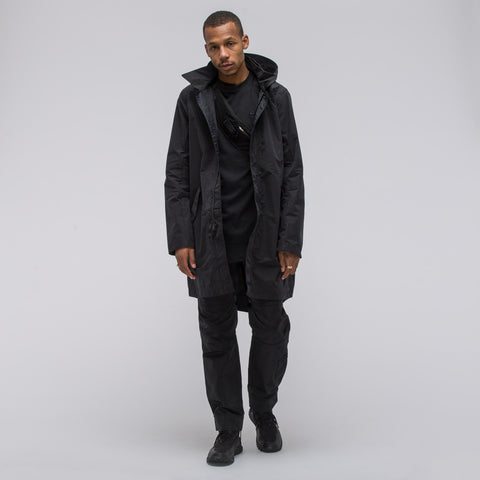 Nike NikeLab Essential Parka in Black - Notre