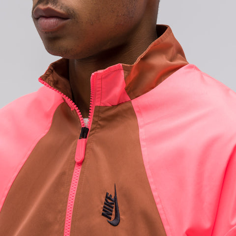 Nike NikeLab Essentials Unisex Tracksuit in Hot Punch - Notre