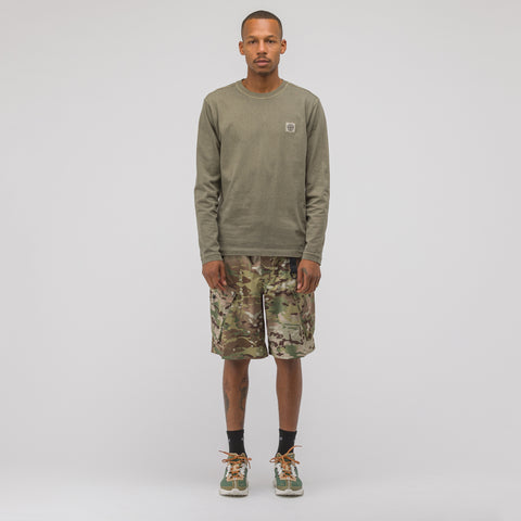NikeLab Military Short in Medium Olive - Notre