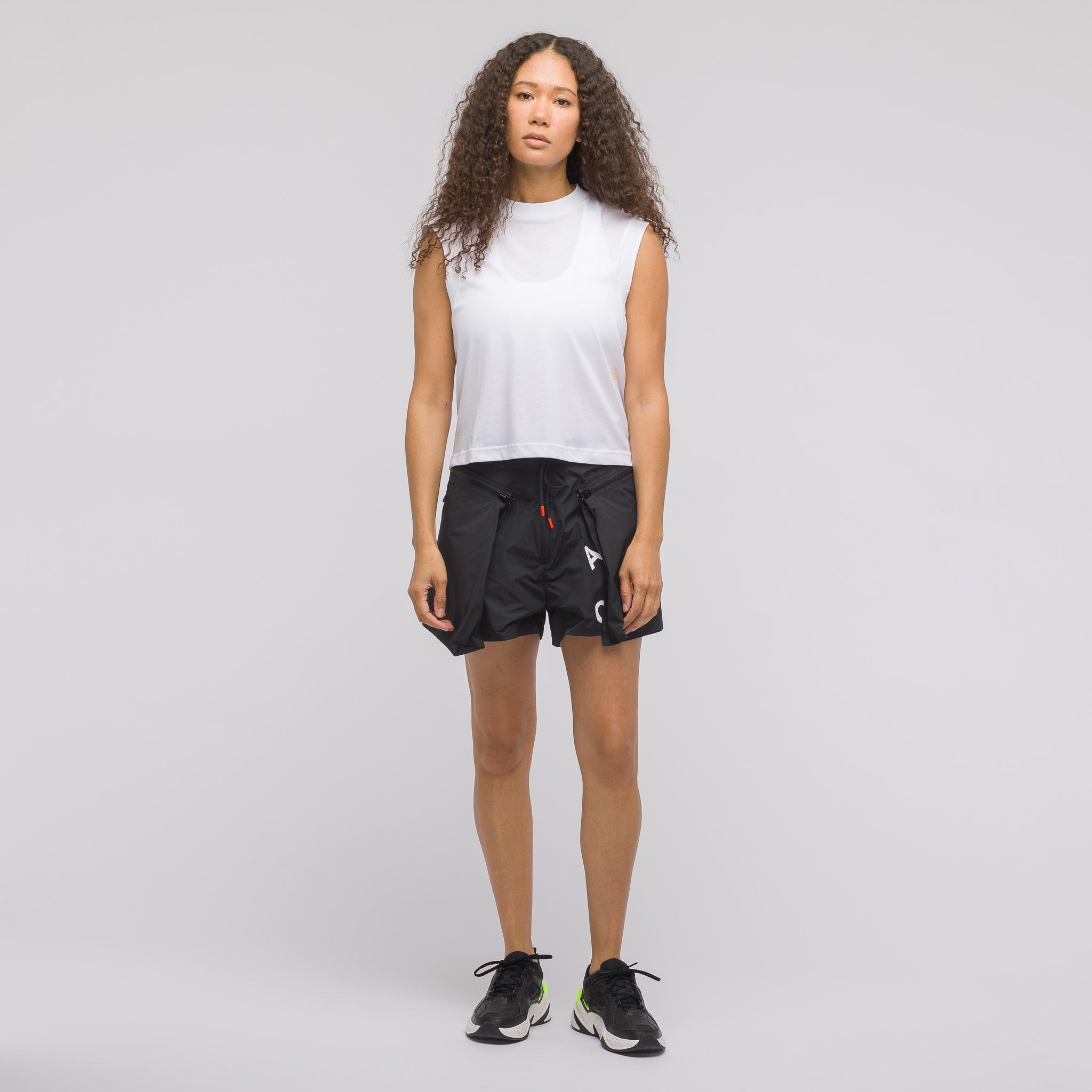 Women's ACG Sleeveless Top in White