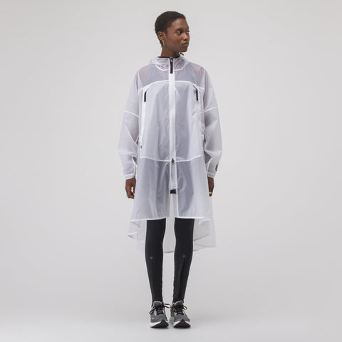 NikeLab Women's Lightweight Parka in White - Notre