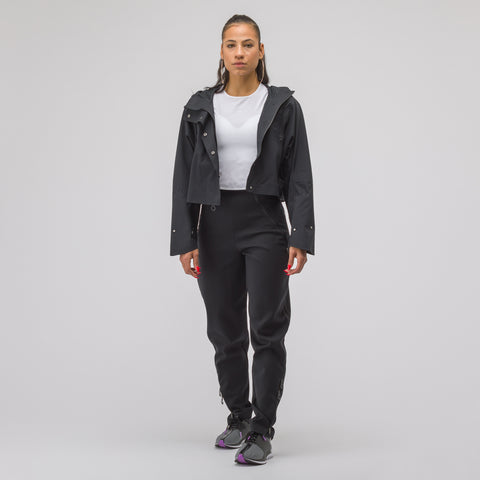 NikeLab Women's XX Project Cropped Jacket in Black - Notre