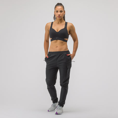 NikeLab Women's XX Project High Support Sports Bra in Black - Notre