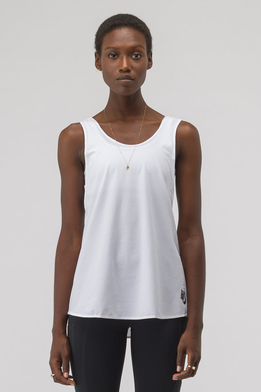 NikeLab Women's XX Project Training Tank in White - Notre