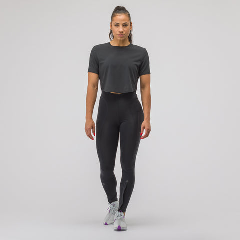 NikeLab Women's XX Project Training Top in Black - Notre