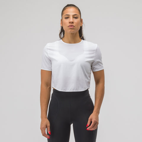 NikeLab Women's XX Project Training Top in White - Notre
