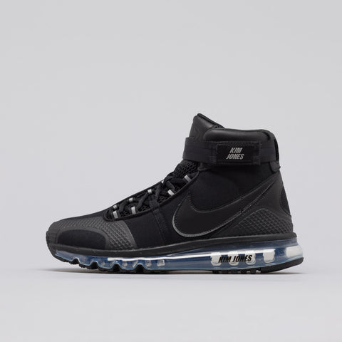 NikeLab x Kim Jones Air Max 360 Hi in Black - Notre