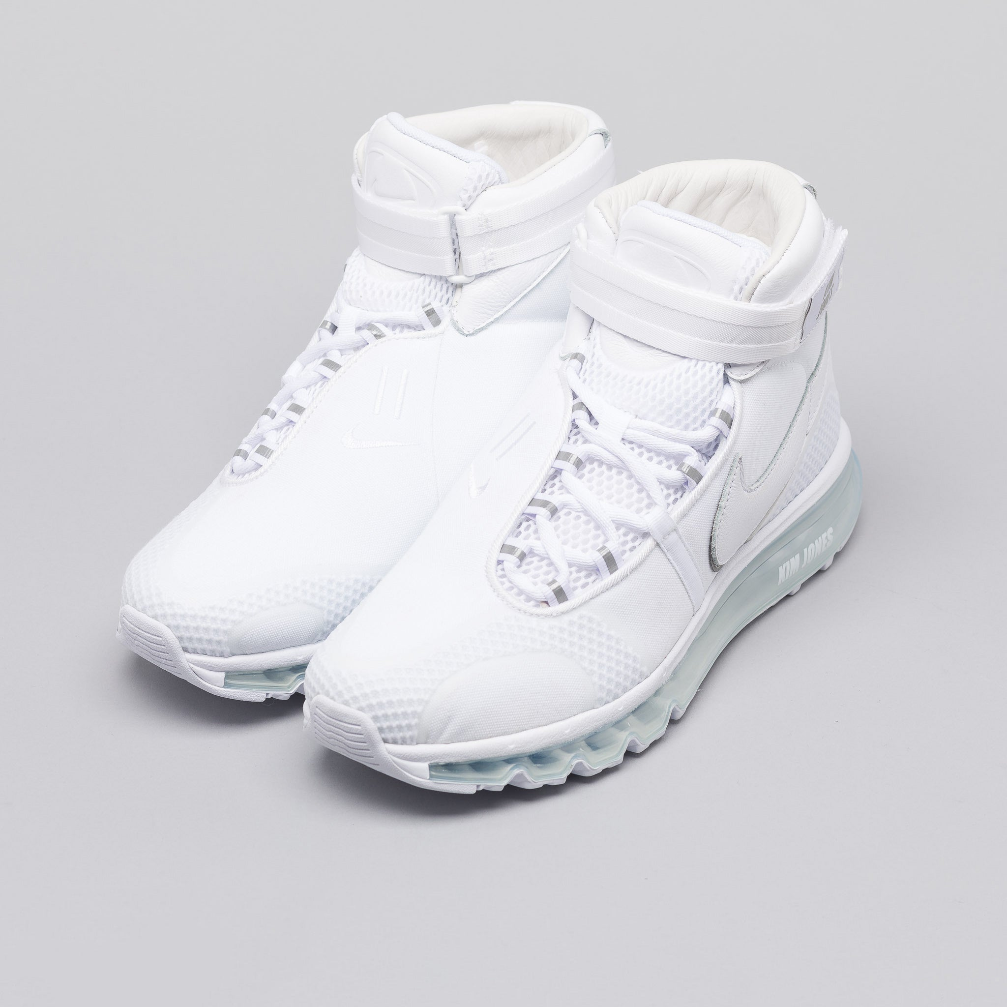 x Kim Jones Air Max 360 Hi in White