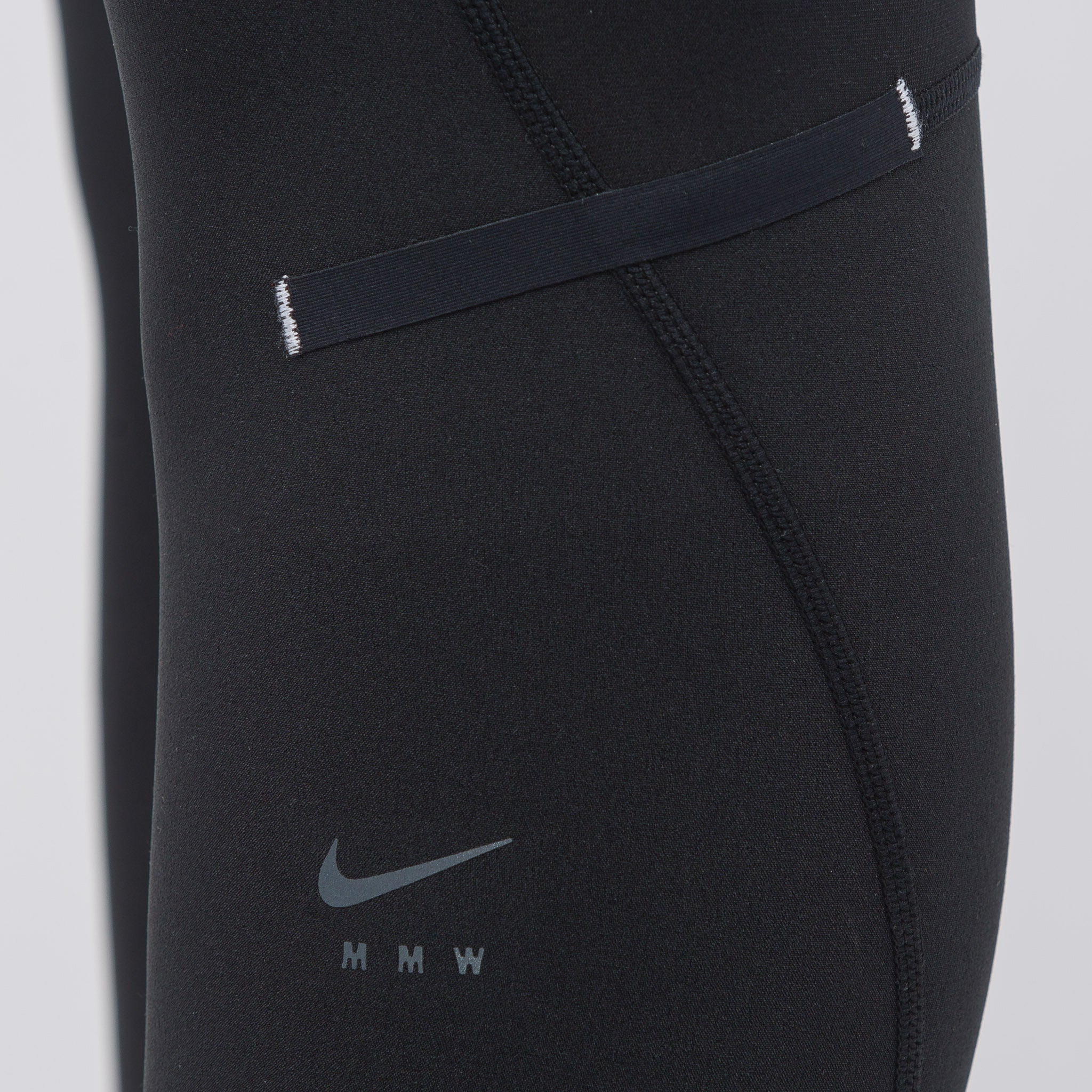 x Matthew Williams 2-in-1 HYB Tight in Black