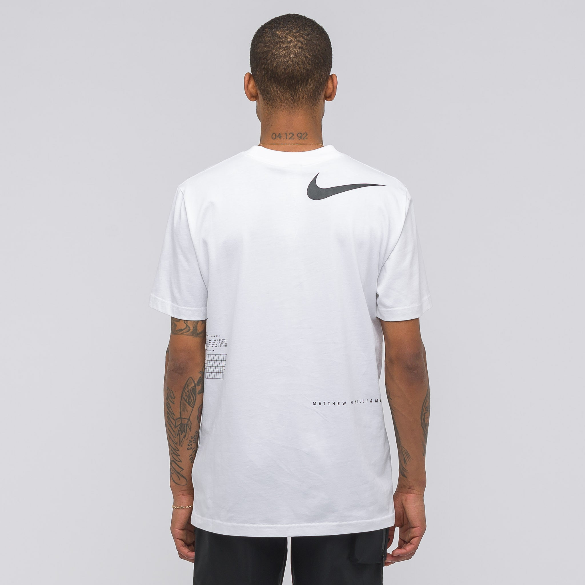 x Matthew Williams Beryllium T-Shirt in White