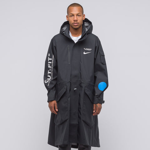 NikeLab x Off-White Jacket in Black - Notre