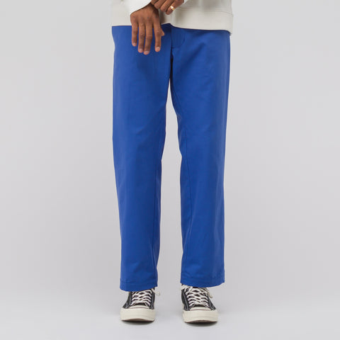 Noon Goons Club Pant in Workwear Blue - Notre