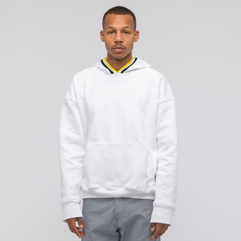 Noon Goons Outfield Hoodie in Off White - Notre