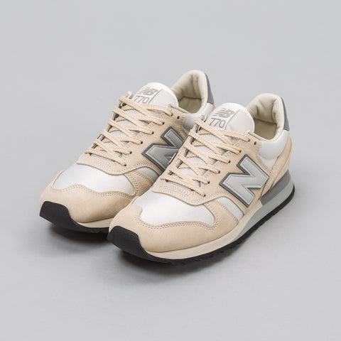 New Balance Norse Projects x New Balance M770NC in Rainy Day/Olive - Notre