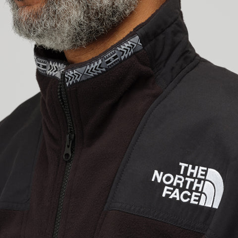 The North Face Black Label 92 Rage Fleece Anorak in Black - Notre