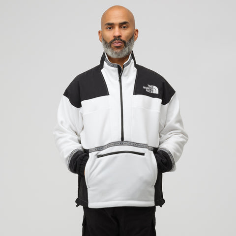 The North Face Black Label 92 Rage Fleece Anorak in White - Notre