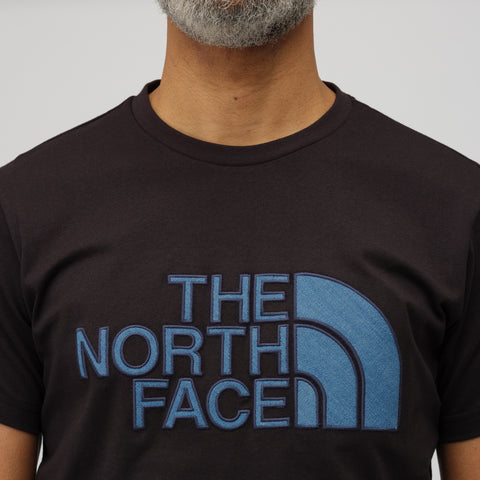 The North Face Black Label DEM PRNT T-Shirt in Black - Notre
