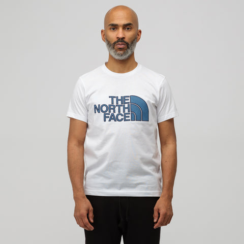 The North Face Black Label DEM PRNT T-Shirt in White - Notre