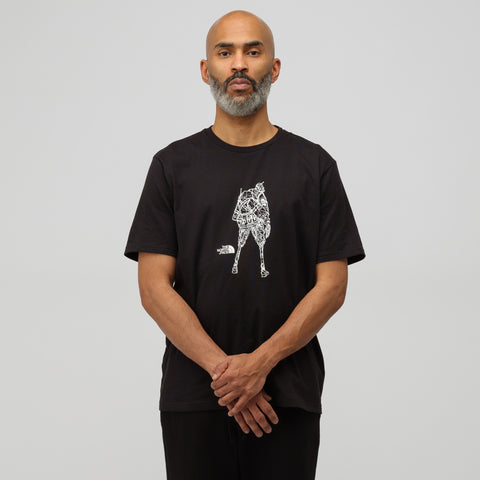 The North Face Black Label Ichi T-Shirt in Black - Notre