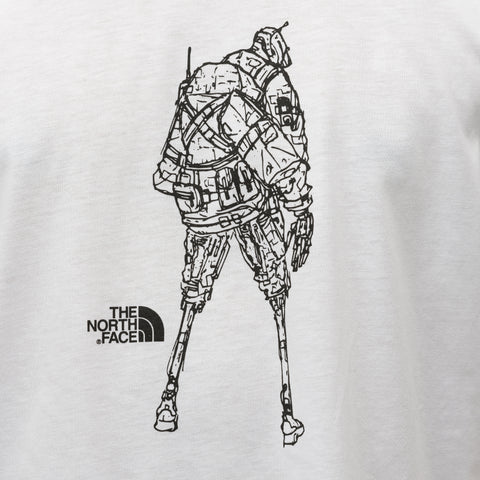 The North Face Black Label Ichi T-Shirt in White - Notre