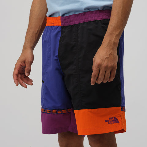 The North Face Black Label 92 Rage Short in Aztec Blue - Notre