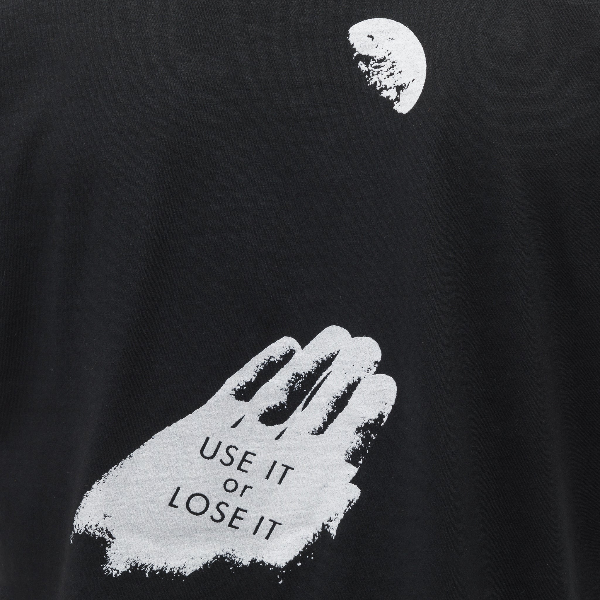 Use It or Lose It T-Shirt in Black
