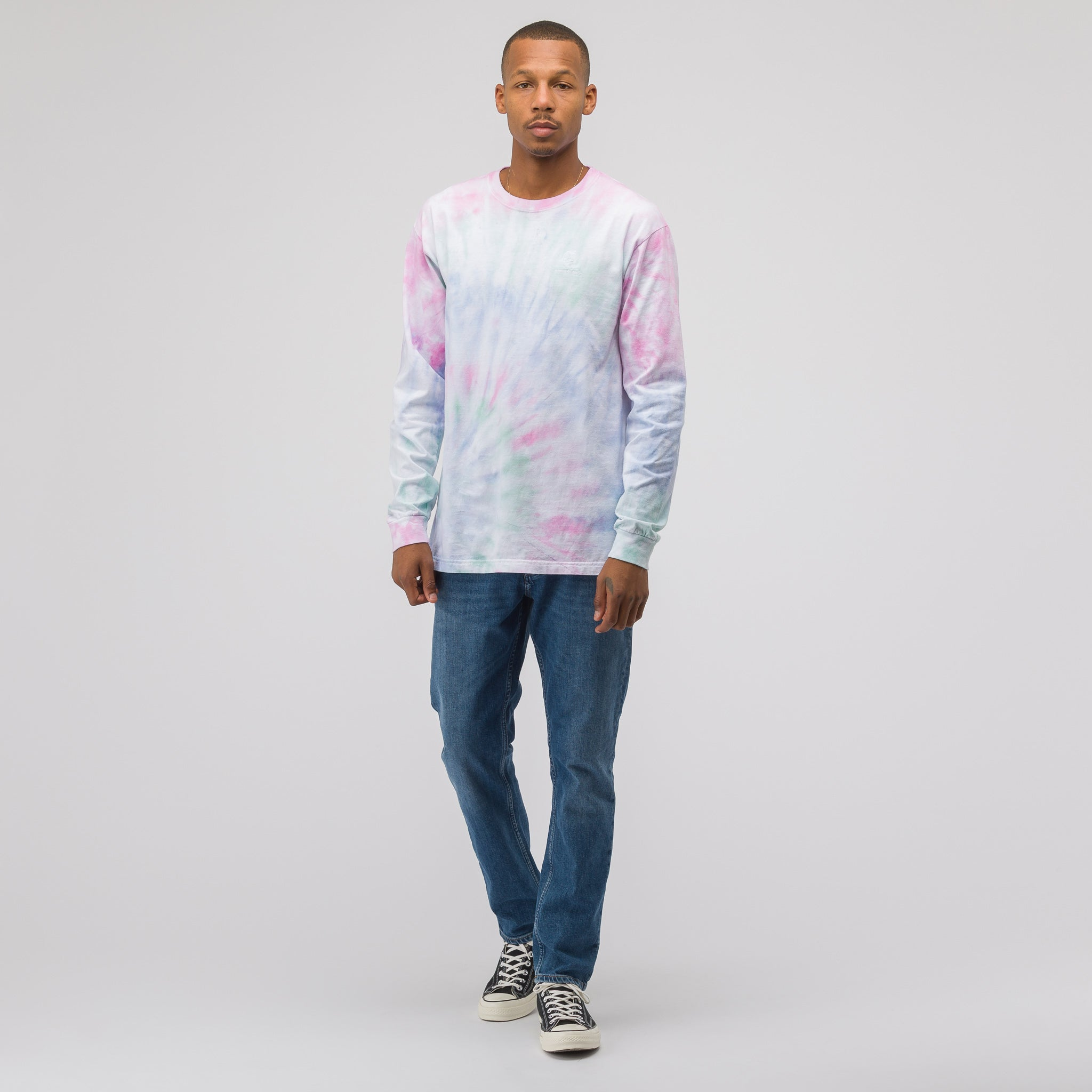 Access to Tools LS T-Shirt in Tie Dye