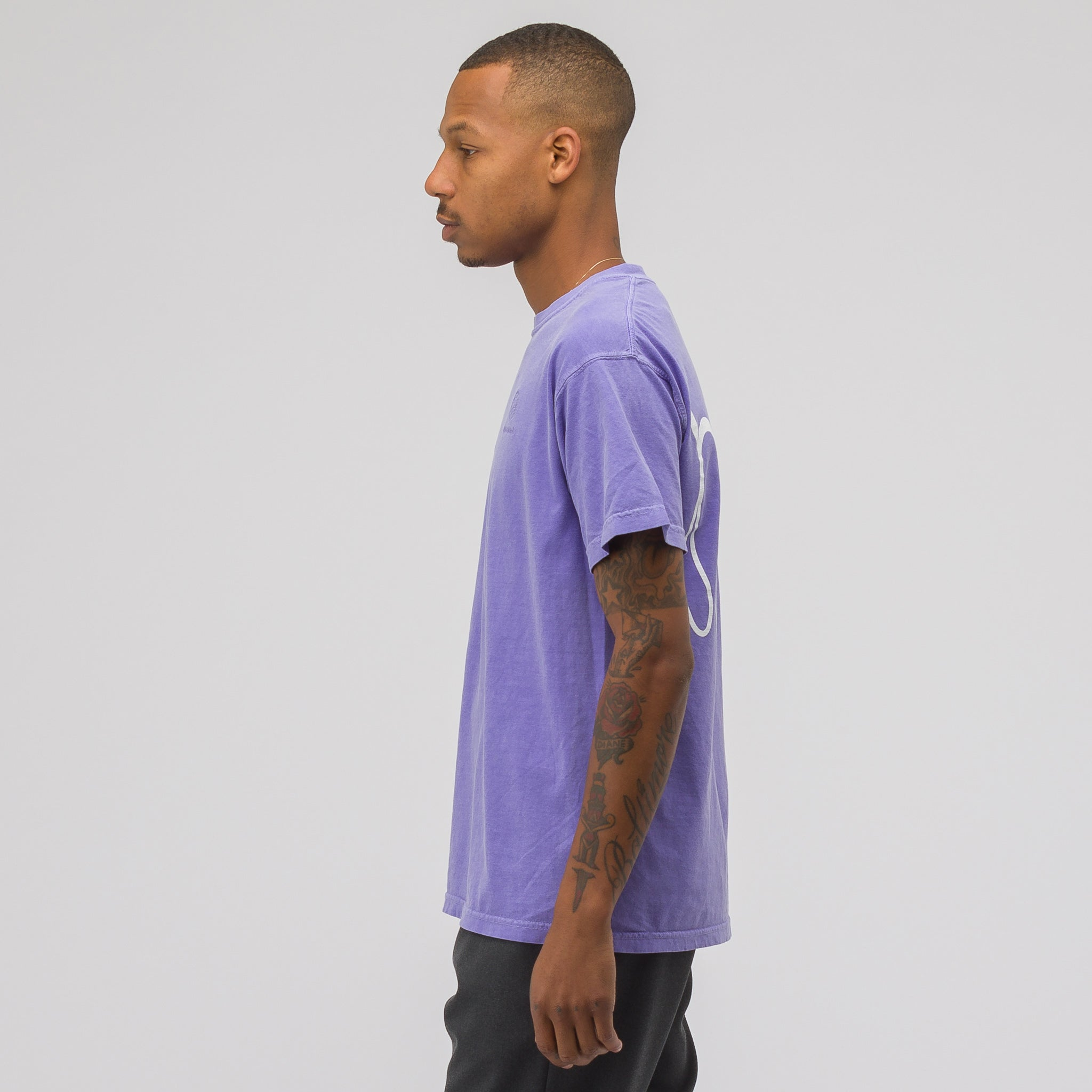 Access to Tools SS T-Shirt in Violet