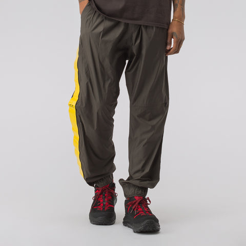 Oakley by Samuel Ross Track Pant in Brown - Notre
