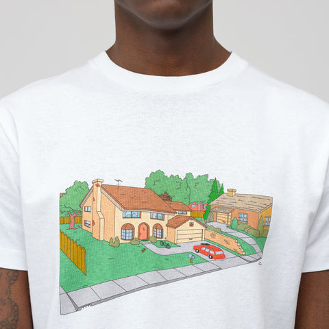 Off-White Architecture T-Shirt in White - Notre