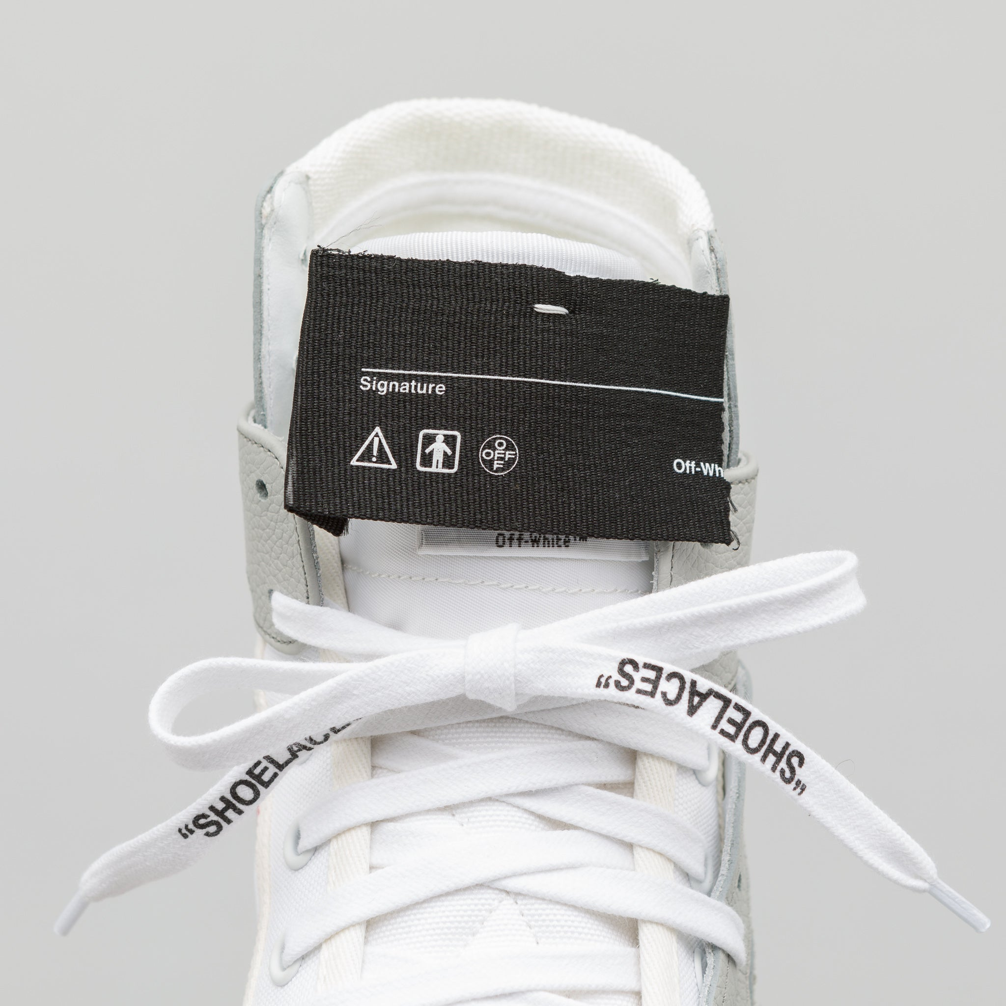 Off Court Sneaker in White