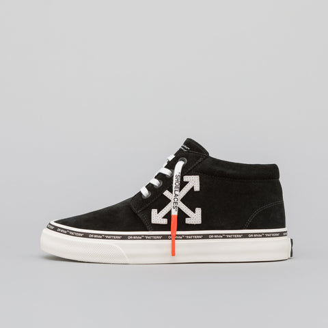 Off-White Skate Sneaker in Black White - Notre