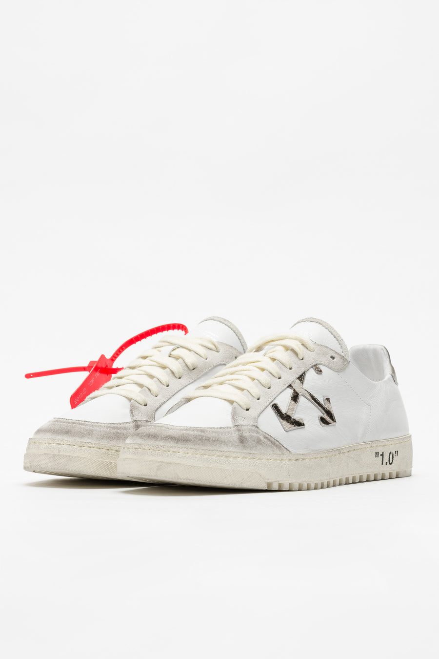 Off-White 2.0 Sneaker in White - Notre