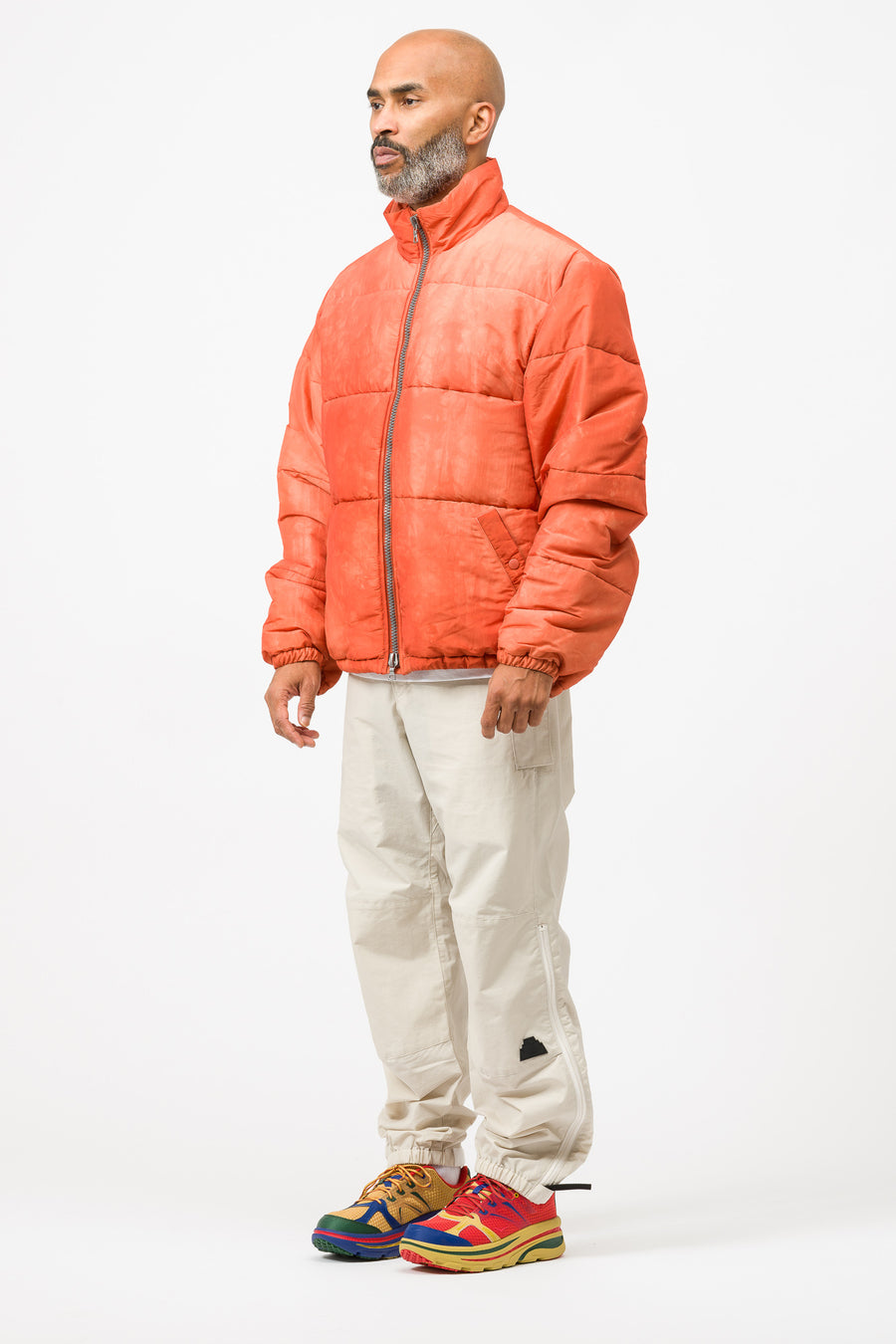 Our Legacy Walrus Puffa in Rust - Notre
