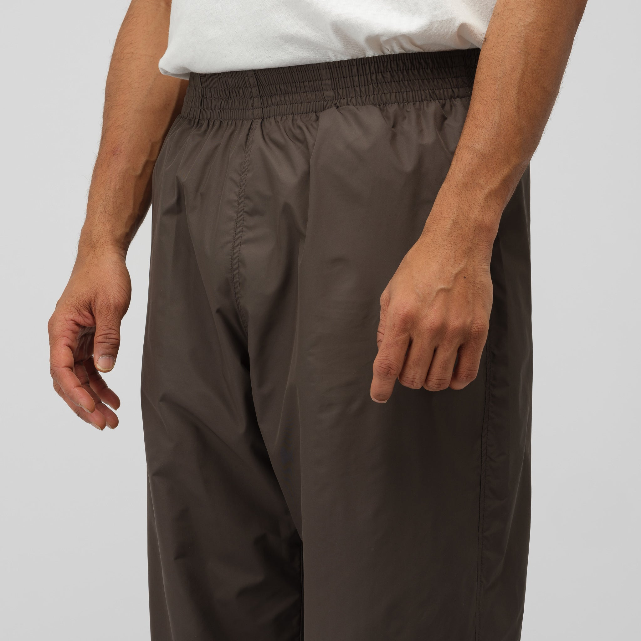 Reduced Trousers in Dark Olive