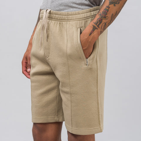Our Legacy Scuba Track Shorts in Sand - Notre